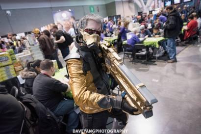 Dave Yang fotos cosplays PAX Este 2017