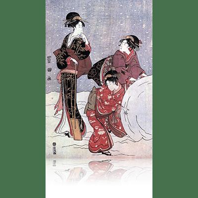 雪こかし 壱 豊国