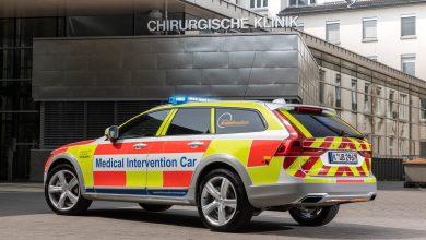 """Photo of Volvo V90 Cross Country als Lebensretter: """"Medical Intervention Car"""" feiert ersten Geburtstag"""