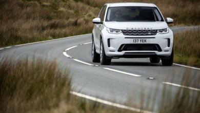 Photo of Hybrid-Land-Rover Discovery Sport P300e im Test