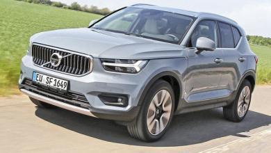 Photo of Volvos komfortables Kompakt-SUV