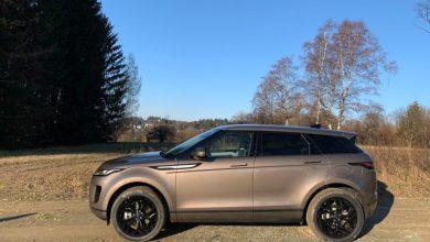 Photo of Range Rover Evoque P 300e (2021) – Kompaktes Design-SUV mit Plug-in-Hybrid