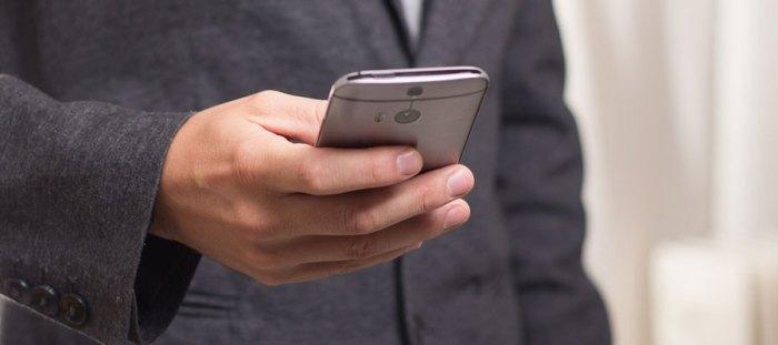 Smartphone Digitalisierung Manager (Bild: Pixabay)