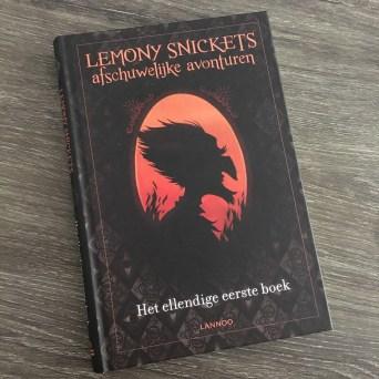 Het ellendige eerste boek