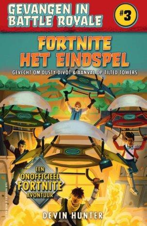 Fortnite #3 Het eindspel Afbeelding cover
