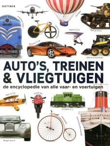 Auto's, treinen & vliegtuigen