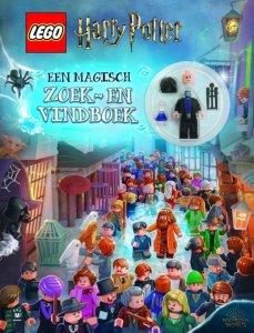 LEGO Harry Potter een magisch zoek- en vindboek