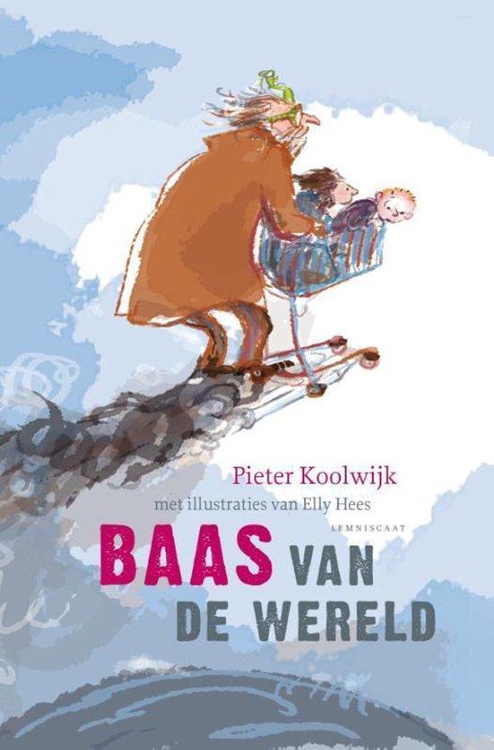Kinderboekenweek 2021 Thematitels Baas van de wereld
