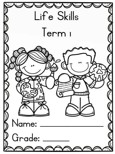Life Skills Workbook Grade 2 Term 1