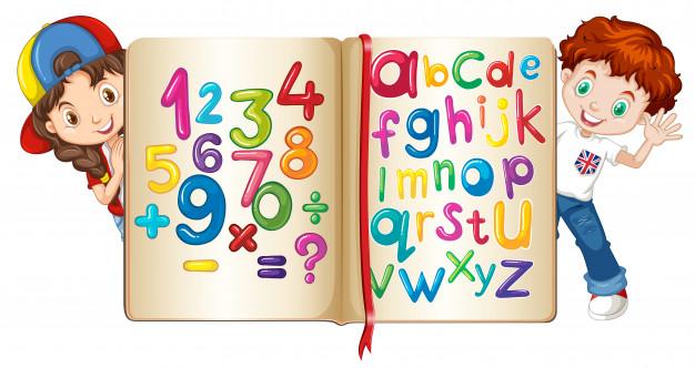 children-with-book-