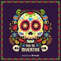 mexican skull 1