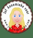 Juf Annemieke voor juffrouw Femke