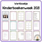 werkboekje kinderboekenweek 2021