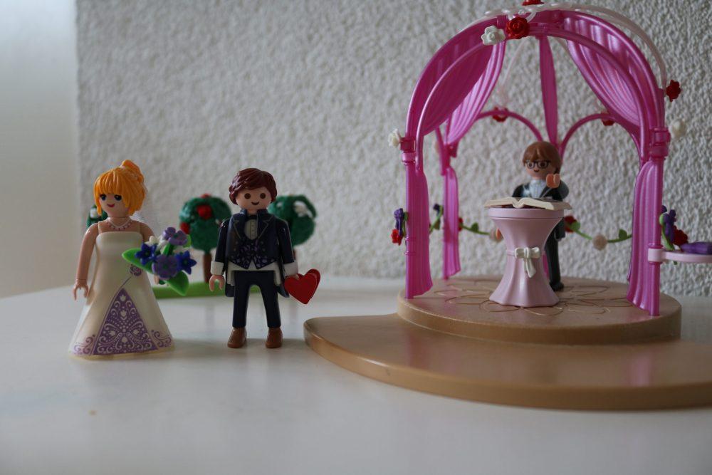 Thematafel thema trouwen