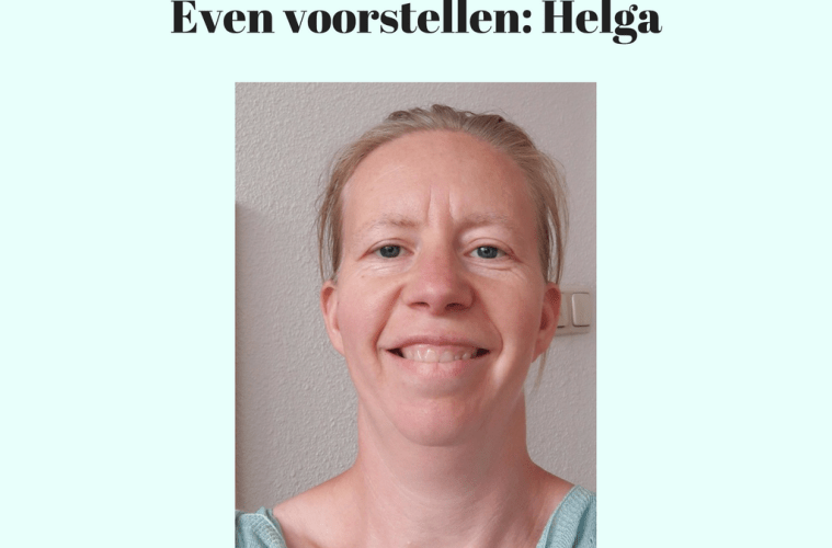Even voorstellen: Helga