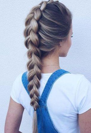 Best hairstyle for long hairs