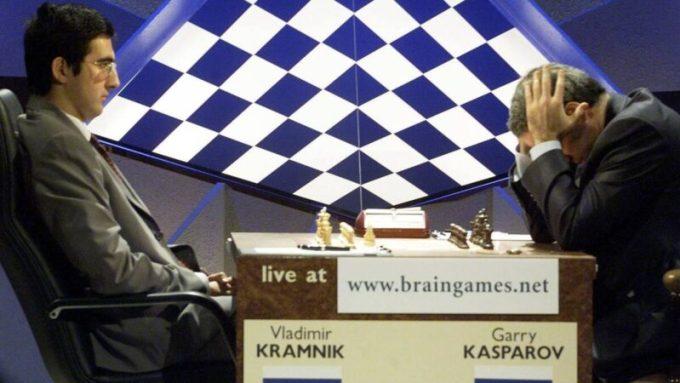 Kramnik-Kasparov