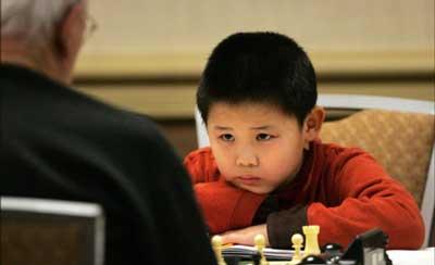 Récords Mundiales de Ajedrez - Awonder Liang