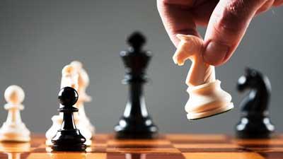 tipos de jugadores de ajedrez maestro del intercambio
