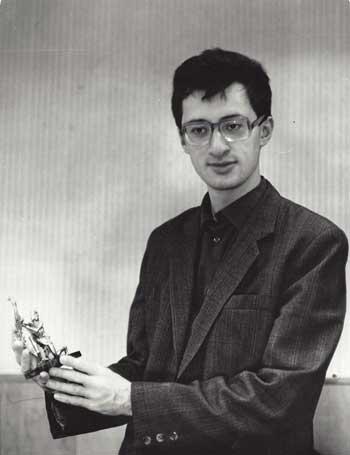 Joven Boris Gelfand