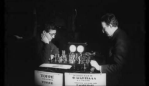 Carlos Torre y Frank Marshall