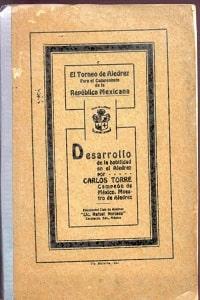 El Torneo de Ajedrez para la República Mexicana