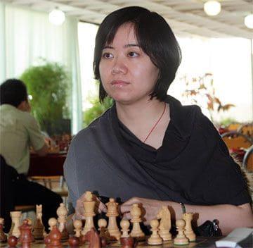Xu Yuhua Campeona Mundial