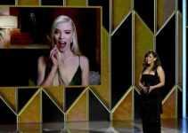 Golden-Globes-2021-gambito-de-dama-Anya-Taylor-Joy