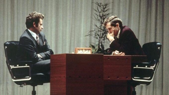 Boris Spassky y Robert Fischer