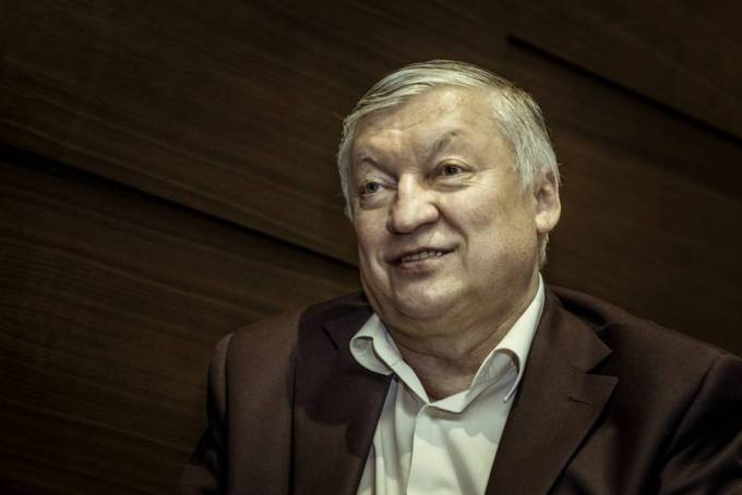 Anatoly Karpov fue Galardonado con la Orden al Mérito por la Patria II Clase