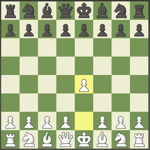 Apertura e4 - Racismo en ajedrez