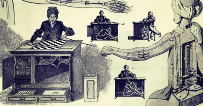 El Turco Mecánico - La historia de los motores de ajedrez