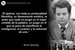Frases de Boris-Spassky
