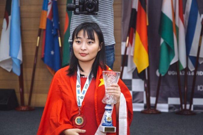 Ju Wenjun Campeona del mundo