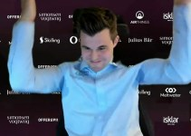 New In Chess Classic Magnus Carlsen Gana campeon