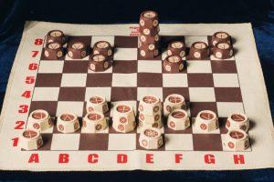 ajedrez ruso - Tavrel