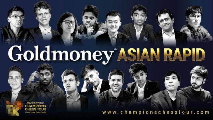 Goldmoney Asian Rapid 1