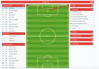 Pirlo vs OCSC set play NO