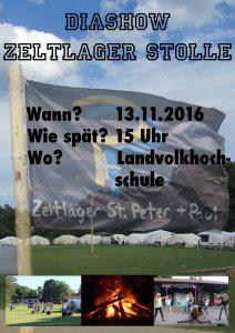 Plakat Diashow 2016