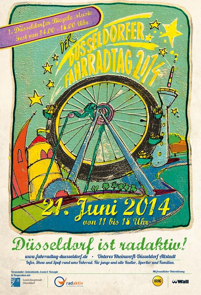 RadAktiv Fahrradtag 2014