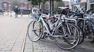 JugendstilBikes_FahrradAngeschlossen