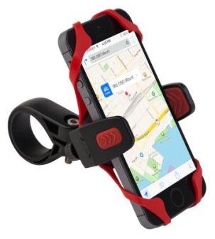 Cyclomount Bike Mount Holder für Smartphones mit 55 – 90mm Breite wie iPhone 4 / 4S, iPhone 5 /5S, iPhone 6, Samsung Galaxy S range, Samsung Galaxy Note Range, HTC's, Nokia's und viele andere