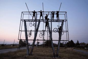 hardbreakers, cyclingword düsseldorf on jugendstilbikes