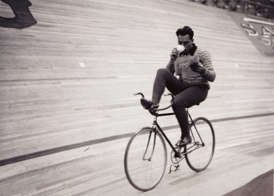 Coppi caffè in bici Giro