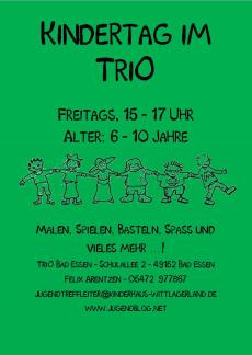Kindertag TriO Front Publisher