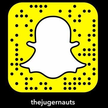 Jugernauts Snapcode Snapchat