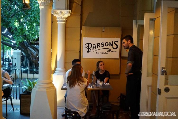 Parsons Bar - Potts Point-9