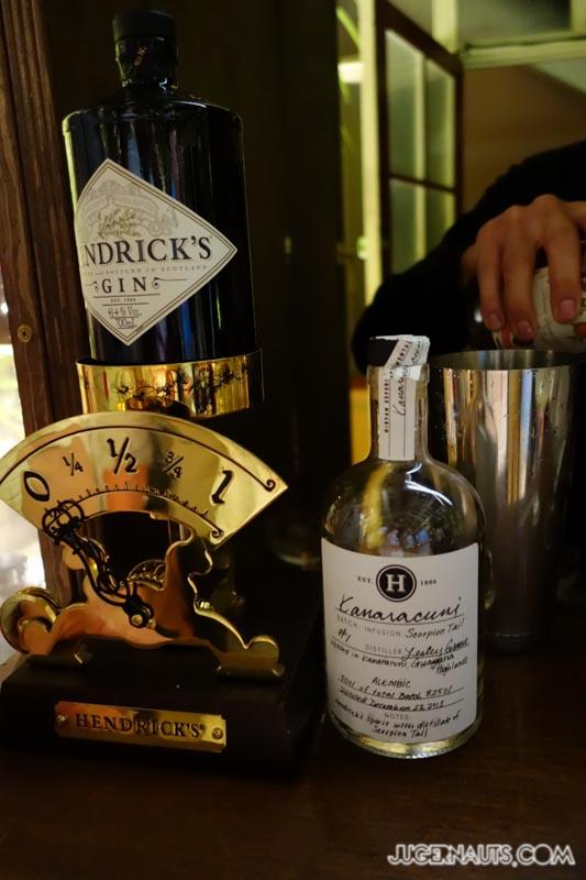 Hendricks Gin - Kanaracuni Tasting-6