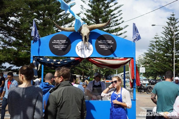 March into Merivale -  Coogee Foreshore Festival (2)