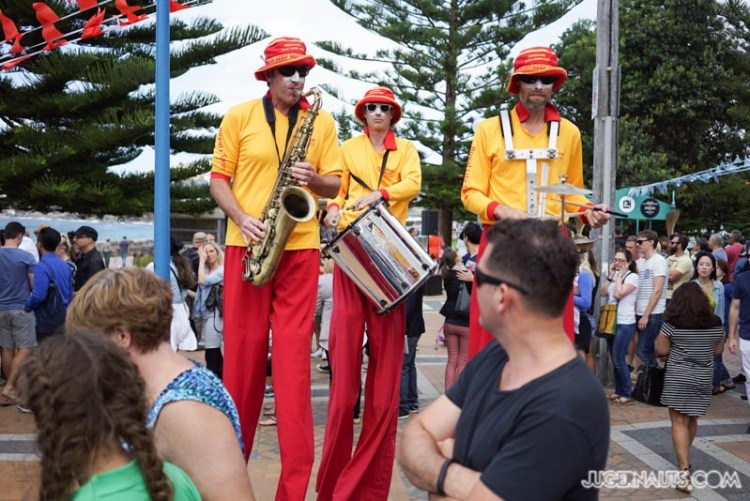 March into Merivale -  Coogee Foreshore Festival (37)